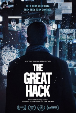 The Great Hack : L'affaire Cambridge Analytica (2019)