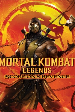 Mortal Kombat Legends : Scorpion's Revenge (2020)