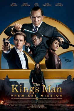 The King's Man 3: Première Mission (2020)